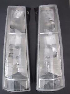 HONDA CRV CLEAR TAILLIGHT LENSES JDM 1997 2001 CR-V  97-01