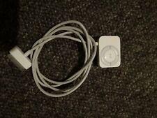 Apple iPod FM Radio Tuner Remote A1187 for iPod Classic iPod Nano