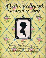 ORIGINAL Vintage Spring 1927 McCall Needlework & Decorative Arts Magazine