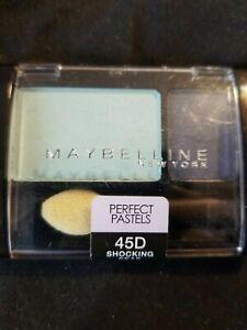 Maybelline Expert Wear Perfect Pastels # 45D Shocking Seas