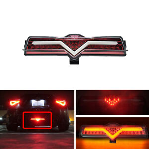 3-in-1 Led Rear Backup Brake Fog Light Kits For Subaru BRZ 2013- Toyota 86 Scion