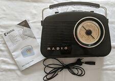 König Retro Radio FM/AM