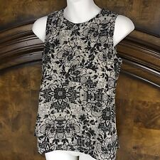 Disney Alice Through The Looking Glass Collection G By Giuliana Top Blouse Sz XS