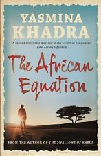 The African Equation, Khadra, Yasmina, Good Condition, Book