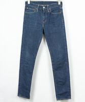 Levis 510 Jeans Coupe Slim Extensible Coton Elasthanne Taille Hommes W28 L32