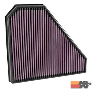K&N Replacement Air Filter For CADILLAC CTS V-SPORT 3.6L V6 2014 33-5028