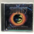 Shivers (pc, 1995) Cd-rom Video Game, Sierra Computer Game
