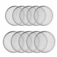 Stainless Steel Seed Sprouting Lid Mesh Screen Strainer Filter Net for Mason Jar