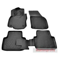 Mp alfombrillas de goma goma tapices tpe 3d para VW Tiguan II a partir de ad1 año 01/2016 - lo