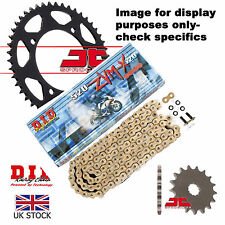 DID X Ring Pro Gold Chain Kit 13/42t 520/108 fit Yamaha WR250 X (32D6/C) 08-15