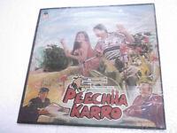 PEECHA KARO ANAND MILIND 1985 SHARON POP RARE LP RECORD BOLLYWOOD VINYL EX