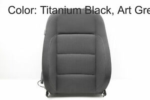 2010-2012 VW GOLF - Front Right Upper SEAT Backrest Cushion (Cloth) 5K4881806S