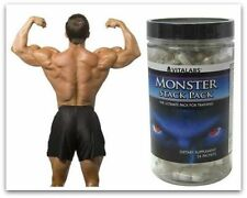 Muscle Growth Pills Bodybuilding Workout Growth Training Aid 6 Pack Abs Stack #1