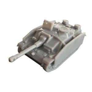 Stug III Ausf.G Saukopf Schurzen   1/100 15mm Scale   Resin No Assembly Required