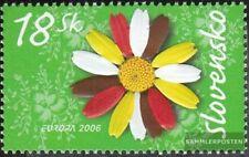 Slowakije 534 (compleet.Kwestie.) postfris MNH 2006 Europa