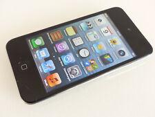 Apple iPod touch 4. Generation Schwarz (8GB) A1367 gebraucht Sprung #DT75