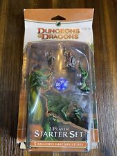 Dungeons and Dragons Miniatures Game 2 Player Starter Set Sealed New!