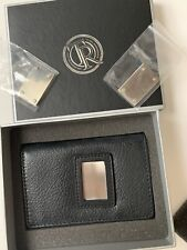 Things Remembered Leather Wallet Credit Card Money Holder NIB