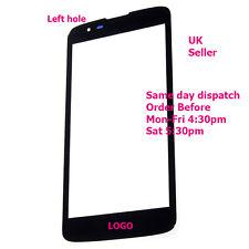 LG K10 K410F M2 K430DS L61AL FRONT OUTER Verre écran Tactile Lentille Noir + outils