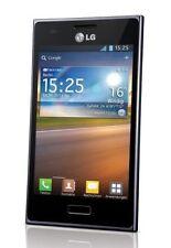 Cellulari e smartphone LG neri con 4GB di memoria