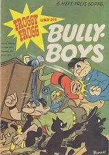 Froggy Frogg - Die Bully Boys Nr. 6  Comic - Hethke Verlag