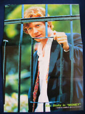 1990s Eric Stoltz / FOR THE BOYS Japan VINTAGE POSTER VERY RARE