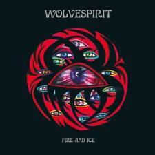 WOLVESPIRIT - FIRE AND ICE   VINYL LP NEU