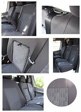Tailored VAN seat  covers for  MERCEDES SPRINTER W906 2006 - onwards  - PATTERN1
