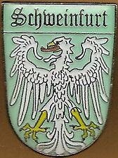 Schweinfurt - German Hat Lapel Pin HP6011