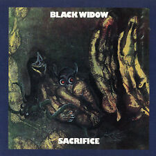 Black Widow - Sacrifice CD. AUSTRALIAN SELLER.