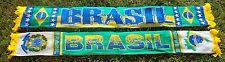 Brasilien Schal 1 + BRASIL + WM 2014 + neu+100 % Acryl+  Brasil Seleção Ordem