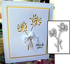 Wild Blooms die - Memory Box metal dies - 98315 Flowers,All Occasion,spring