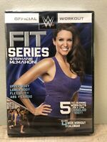 WWE Fit Series for Women [New DVD] Sealed