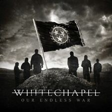 Our Endless War [Deluxe CD/DVD Edition] by Whitechapel (DVD, Apr-2014, 2...