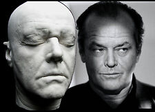 Jack Nicholson Life Mask Cast , Batman 1989, The Joker, The Shining