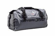 Sacoche de selle Drybag 350. 35 l. Gris/Noir. Étanche. universel Moto