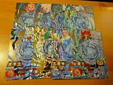 Super Dragon Ball Heroes 8 Cards SH3 CP Full Complete set