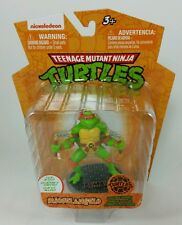 "Teenage mutant ninja turtles Michelangelo 3 "" collectible figurine"