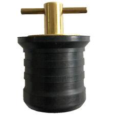 Brass #50032314 Seasense Drain Plug 1-1//4 inch Snap
