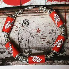 Unique Diet Coke lattine Braccialetto realizzato a mano Coca Cola Braccialetto Regalo Soda cool!
