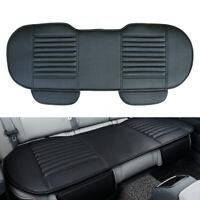 PU Leder Auto Rücksitz Kissenbezug Atmungsaktiv Sitzmatte Sitzbezüge Universal
