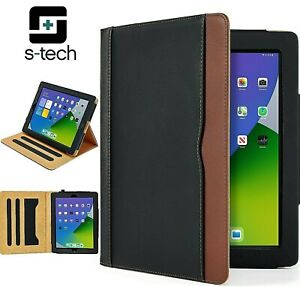 iPad Pro 11 2020 Case Soft Leather Smart Cover with Sleep Wake Stand for Apple