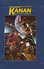 STAR WARS SONDERBAND HC 3 (89): KANAN 1 DER LETZTE PADAWAN lim.Variant-Hardcover