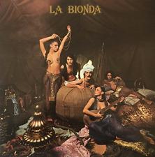 La Bionda-La Bionda (LP) (en muy buena condición -/en muy buena condición)