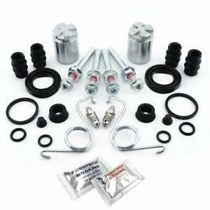 Honda Civic MK8 FN/FK (05-12) Rear Caliper Repair Kits Pistons Guides PK737A-2