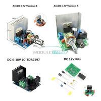TDA7297 AC/DC 6-18V 12V 2x15W 2-CH Digital Audio Stereo Amplifier Board Module
