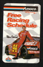 Bill Elliott--Winston Cup--1997 Pocket Schedule--Amoco