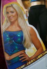 "WWE Superstars CHARLOTTE Doll 12"" Action Figure Wrestling Diva Mattel Flair NEW"