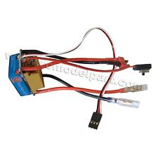 320A Three Mode Brushed Speed Controller ESC Regulator for 1/10 RC Car Crawler T