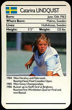 Catarina Lindquist Tennis Ace Trump Card (C263)